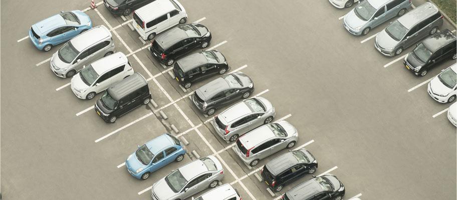 駐車場システムについて